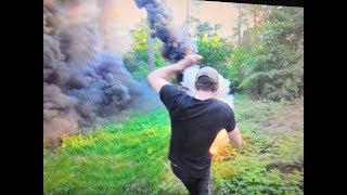 Трейлер:Взрыв в заброшенном лагере