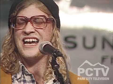 "Allen Stone - ""Another Break Up Song"" Live on Park City Television"