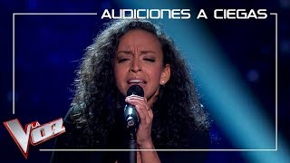 Andrea-del-Solar-canta-I-will-always-love-you-Audiciones-a-ciegas-La-Voz-Antena-3-2019