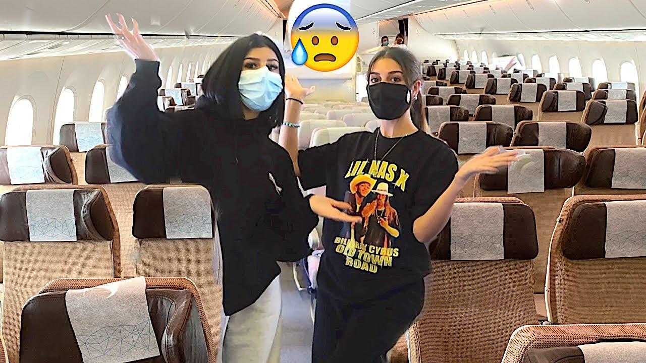 سافرنا لعند نارين و تعرضنا للعنصرية بالمطار