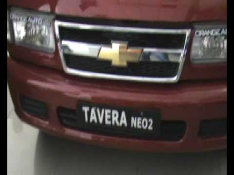 Apnagaadi Reviews Chevrolet Tavera