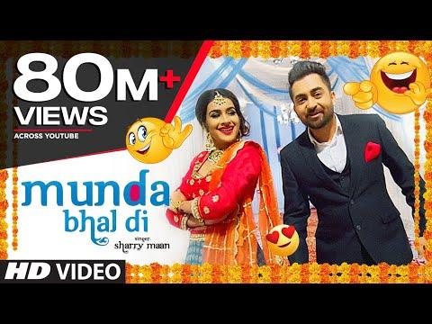 """Sharry Mann"" Munda Bhal di (Official Song) Latest Punjabi Songs | T-Series Apnapunjab"