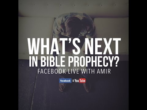 What's next in Bible Prophecy?, March 4, 2017.