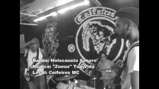 """Holocausto Sonoro - MCR / """"Zuous"""" Tua Vida"""