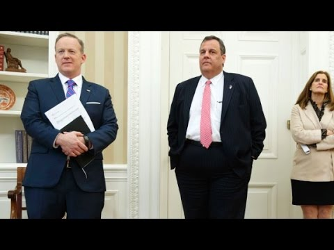 Christie: Trump likes fighting NY Times, ISIS