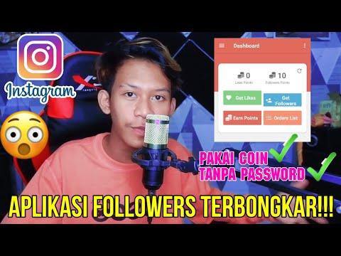 Cara Menambah Followers Instagram Dengan Apk