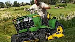 Grand Theft Auto V - Lawn Mower, SUPER RARE Vehicle (LOCATION)