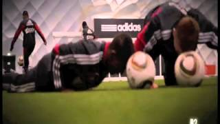Ronald Joorse Ajax B2 training 2012