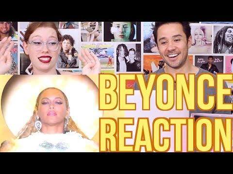 BEYONCE - 2016 VMA's REACTION