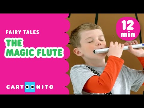 The Magic Flute | Fairytales for Kids| Cartoonito UK