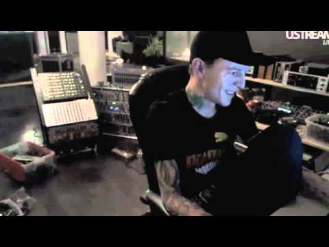 Deadmau5 Playing Live On USTREAM Part 3