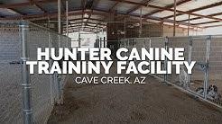 Hunter Canine Training Facility Tour