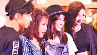 151127 - แบงค์ ธิติ - แพรวา - Park Sora @Opening Stylenande Paragon