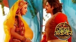 Jodha Akbar: OMG!! Jodha PREGNANT? | 17th June 2014 FULL EPISODE