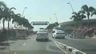 2019 WAY TO THE  CHHATRAPATI SHIVAJI INTERNATIONAL AIRPORT   MUMBAI