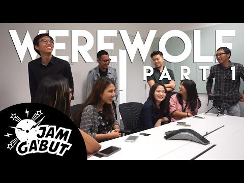 #JamGabut eps. 2: Main Werewolf part. 1 - Kehebatan Tim Werewolf!