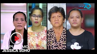 Kapuso Mo, Jessica Soho: DOUBLE REVELATION NG DNA TEST RESULTS