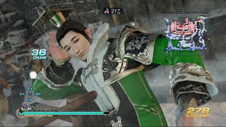 Dynasty Warriors 8 Empires (真・三國無双7 Empires) ALL New Ex And Musou Attacks