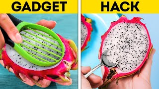 GADGET VS. HACK || Fast And Clever Kitchen Tricks And Cooking Gadgets To Save Your Time And Money