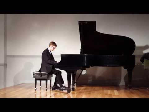Nicholas Baker at Manhattan School of Music