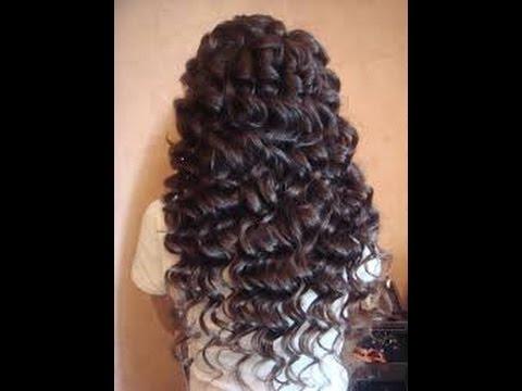 Как сделать волны на волосах. Волнистые волосы