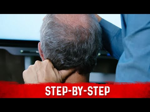 Wonderful Neck Stretch for Whole Body Relaxation