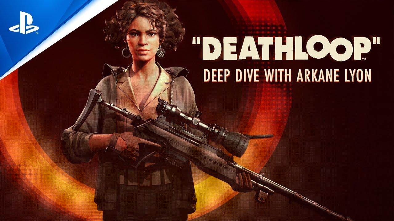 Deathloop - Deep Dive with Arkane Lyon | PS5