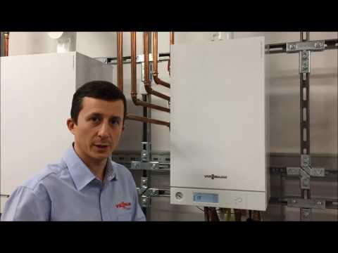 Vitodens 100-W - obsługa regulatora