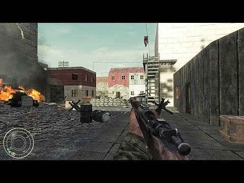 Call Of Duty World At War Custom Campaign Mission - Tokyo (Singleplayer Map) - Mod