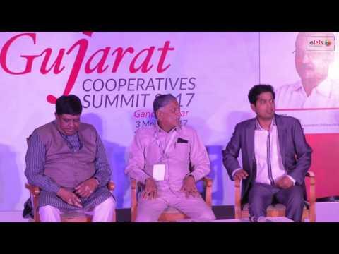 2nd Gujarat Cooperatives Summit - Felicitation Ceremony