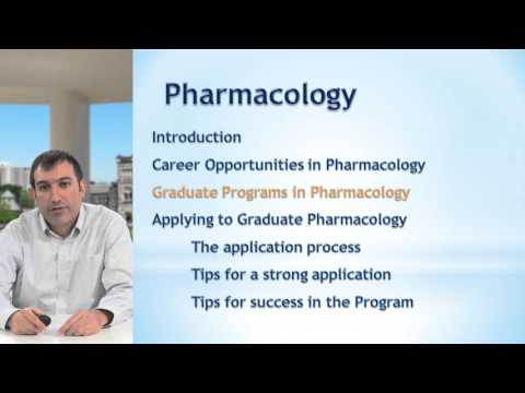 Pharmacology and Toxicology Graduate Programs Webinar, Faculty of Medicine
