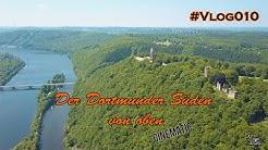 Der Dortmunder Süden von Oben (Cinematic)  Vlog #010 -4K-