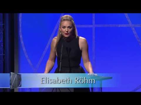 Art Directors Guild 18th Award  Chapter 5 Elisabeth Röhm