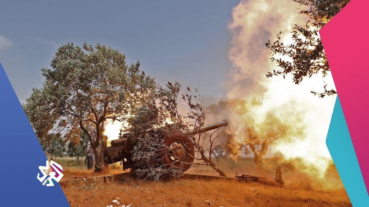قناة العربي:للخبر بقية | سوريا .. مدنيون تحت النار