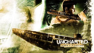 Uncharted: Drake's Fortune (Uncharted: Судьба Дрейка) - Часть 1: Начало путешествия.