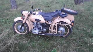 Инжектор на мотоцикле Днепр. Обзор, впечатления