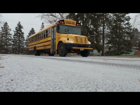 Apply to be a Bloomington school bus driver