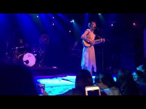 Grace VanderWaal - Moonlight  - Cambridge  MA - Feb  5th 2018