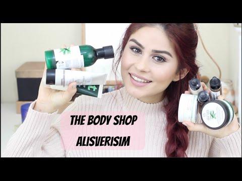 ALIŞVERİŞ || The Body Shop & Çekiliş