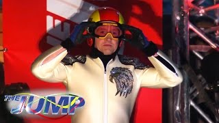 Eddie The Eagle | The Jump