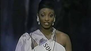 MISS WORLD 1997 - Top 10 Interview