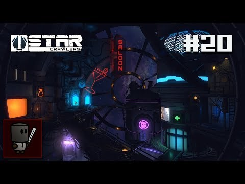 Asset Recovery For Anulap - Let's Play StarCrawlers | Hardcore - Episode 20