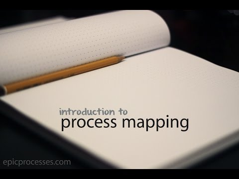 Introduction to Process Mapping