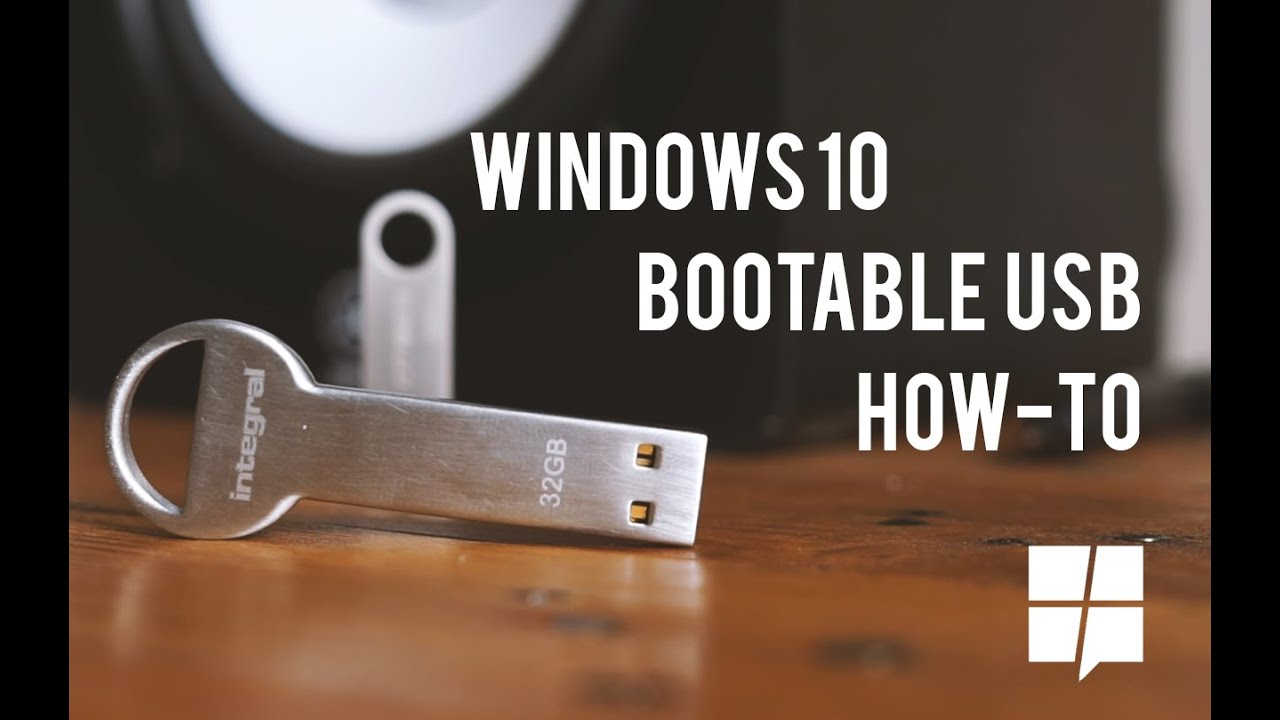 How to create a bootable USB drive for Windows 10 - MSPoweruser
