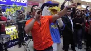 La Trakalosa de Monterrey aparece en plaza comercial - Emociones Pasajeras