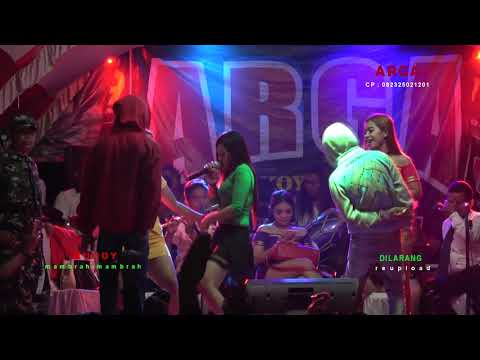 Lilis Anjani - Jaran Goyang - ARGA Entertainment LIVE Desa Margasari Sidareja