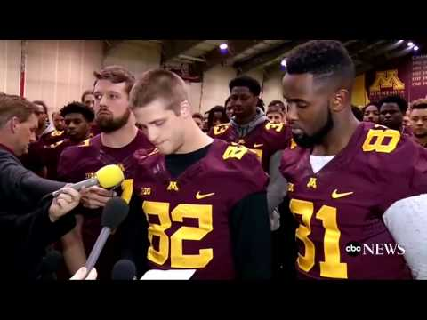 Minnesota Players Threaten to Boycott Bowl Game Over Player Suspensions