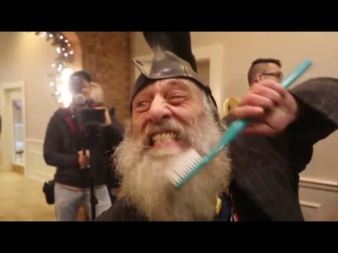 The Presidential Hopeful Promising Free Ponies, Mandatory Toothbrushing Laws: Meet Vermin Supreme