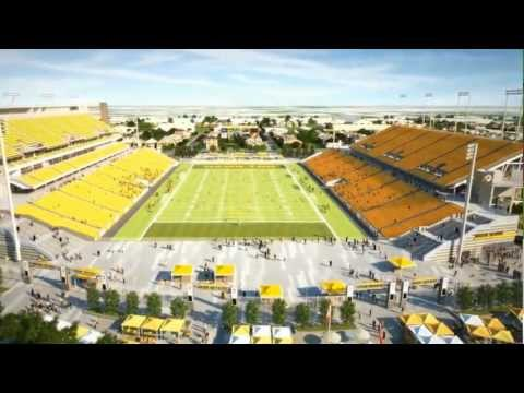 TO2015 unveils new stadium for Hamilton, host of Pan Am soccer