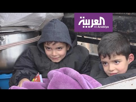 سوريا.. أزمة المدنيين تزداد مع انخفاض درجات الحرارة  - نشر قبل 19 دقيقة